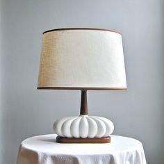 Midcentury Modern Table Lamp