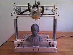 Printxel 3d printer.  A $300 3D printer.  Amazing stuff.