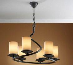 Lámpara de forja : Colección CRISOL 6