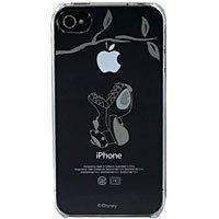 Fujimoto service Disney iPhone+ for iPhone 4/4S clear case Stitch
