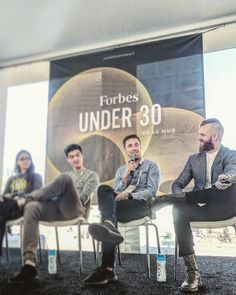 Thanks @Forbes for having me speak at the #ForbesUnder30Summit this year  @ForbesU30 . . . . . . . . . . . #entrepreneur #entrepreneurship #motivation #founders #marketing #startups #hustle #startuplife #entrepreneurlife #barnana #forbes #30under30 #forbes30under30 #under30summit #branding #startupgrind #forbesunder30