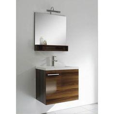 Alcina with Single Door Bathroom Vanity Units, Wall Hung Vanity, Bathroom Furniture, Single Doors, Ireland, The Unit, Contemporary, Medium, Bathroom Storage Furniture