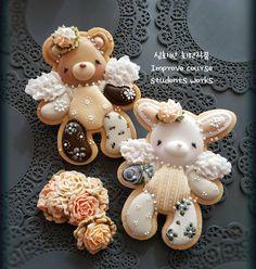 인블러썸 ICINGCOOKIE & FLOWER CAKE @inblossom9_woo - 심화반 회원작품 Improve course s...Yooying