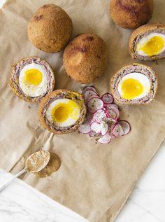 Scotch Eggs | Gegessen wird immer