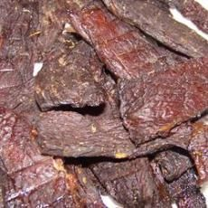 Another pinner says: Best jerky recipe I have found. I make it with either venison or round steak. Best Venison Recipe, Venison Jerky Recipe, Homemade Beef Jerky, Jerky Recipes, Venison Recipes, Smoker Recipes, Low Carb Jerky Recipe, Oven Jerky, Pork Jerky