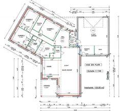 amenagement maison 130 m2