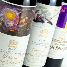 Chateau Mouton Rothschild ...   www.BenchmarkWine.com