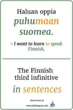 The Finnish -maan, -massa and -masta forms – Bankgeschäfte Learn Finnish, Finnish Language, Verb Forms, In A Nutshell, Read More, My Passion, Sentences, Blog, Teaching