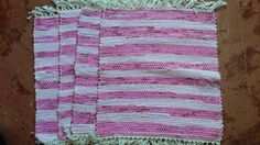 Check out this item in my Etsy shop https://www.etsy.com/listing/234917856/clearance-four-girly-pink-stripped