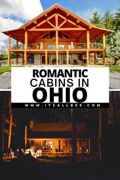 Romantic Cabin Getaway, Getaway Cabins, Romantic Vacations, Romantic Getaways, Usa Travel Guide, Travel Usa, Canada Travel, Travel Tips, Honeymoon Cabin