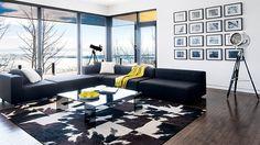 6 idées pour aménager le salon | CHEZ SOI © TVA Publications | François Laliberté #deco #amenagment #salon #sejour
