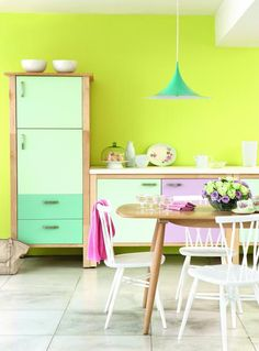 groen geel, little green