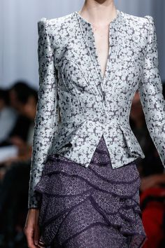 Zac Posen Spring 2014 RTW - Details - Fashion Week - Runway, Fashion Shows and Collections - Vogue