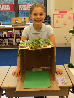 Students learned the halachot about the dimensions of a sukkah and each built their own scale models of a kosher sukkah.
