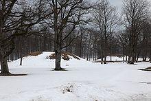 Borre mound cemetery - Wikipedia, the free encyclopedia