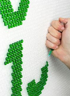 bubble wrap type #pixels #pixelart