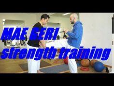 MAE GERI STRENGTH TRAINING - TEAM KI - YouTube