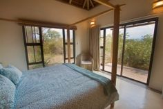 Luxury vacation rentals in the South African bush Private Games, Beautiful Villas, Swimming Pools, Africa, Homes, Vacation, Luxury, Bedroom, Furniture