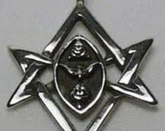 Unicursal Hexagram Pendant