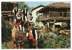 Postales Folclore de España-Asturias-002-Tema-Asturias Folclore