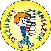 Znalezione obrazy dla zapytania dyżurna książek znaczek