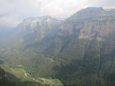 Itchy Feet Adventures: The Pyrenees – Ordesa Valley, High Aragon (Faja Pelay)