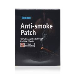 35 Patches Sumifun Stop Smoking Anti Smoke Patch for Smoking Cessation Patch Natural Ingredient Quit Smoking Patch Price: USD Ways To Stop Smoking, Quit Smoking Tips, Anti Smoking, Giving Up Smoking, Stop Smoking Patches, Nicotine Patch, Smoking Addiction, How To Calm Nerves, Souvenir