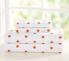 Organic Star Sheet Set #pbkids