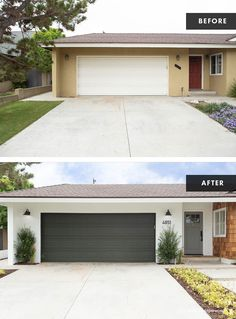 Hidden Potential by Jasmine Roth Episode I Can't Believe This Is Our House House Paint Exterior, Exterior House Colors, Exterior Design, Home Siding, Outdoor House Colors, Outdoor House Paint, White Stucco House, Modern House Colors, Brick House Colors