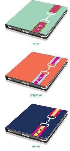 Equestrian iPad cover by Nico & Lala