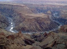 Pictures of Fish River Canyon to Namibia : All the photos of Hobas and Ai-Ais Hotspring Resort in the Hardap region. Beautiful World, Beautiful Places, Beautiful Scenery, Amazing Places, Places Around The World, Around The Worlds, Land Of The Brave, Places To Travel, Places To Visit