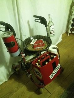 Grillator Grillator The post Grillator appeared first on Geburtstag ideen. 65th Birthday Party Ideas, Moms 50th Birthday, Birthday Diy, Birthday Presents, Diy Lego, Anniversary Crafts, Tiny Gifts, Presents For Mom, Diy Funny