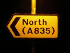 North-West Highlands route (Scotland)