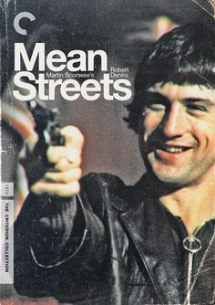 Mean Streets is a 1973 crime film directed by Martin Scorsese and co-written by Scorsese and Mardik Martin. The film stars Harvey Keitel and Robert De Niro. It was released by Warner Bros. on October 2, 1973.