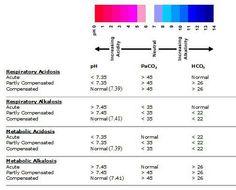 Acidosis And Alkalosis Respiratory Metabolic Therapy
