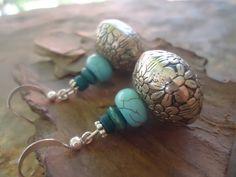 Boucles d'oreilles par AsaiBolivien sur Etsy, $7.90