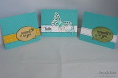 The Craft Spa - Stampin' Up! UK independent demonstrator : Tin of Cards #5 - The Final Part