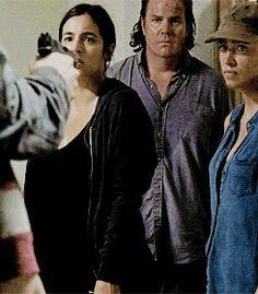 The Walking Dead Season 6 Episode 8 'Start to Finish'