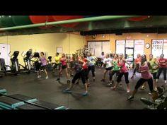 """Core Fitness Zumba Girls - Daddy Yankee """"Lovumba"""""""