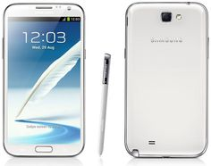 Samsung N7105 Galaxy Note II LTE is an Everyday Creativity Enabler that helps you make more of your ideas.