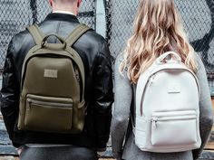 Finally someone made a work-appropriate backpack that makes sense for professional women