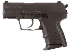HK P2000SK DA/SA 9mm V3 Pistol with Fixed Sights and 2 10 Round Magazines