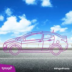 Deja de soñar con tu carro mientras vas en el taxi. Mejor participa en #tPagotPremia por un Hyundai i10 nuevecito ¿Qué esperas?