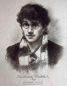 James freaken Potter
