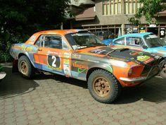 1967 Mustang Rally