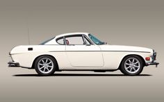 1973 Volvo P1800 my dream car. Some day after kids are all grown up!