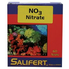 Salifert Nitrate Test Kit * Continue to the product at the image link.
