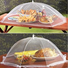 Food Tent @ Fresh Finds from Fresh Finds. Saved to Camping, hiking & lakeside. Outdoor Fun, Outdoor Dining, Outdoor Stuff, Beach Treats, Backyard Cookout, Modern Bookshelf, Camping Survival, Survival Gadgets, Camping 101