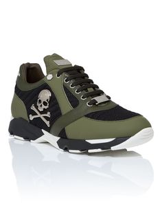 "PHILIPP PLEIN RUNNER ""ZETA"". #philippplein #shoes #"