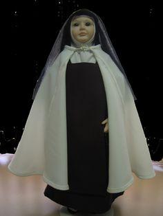 To Order a Discalced Carmelite Nun Doll